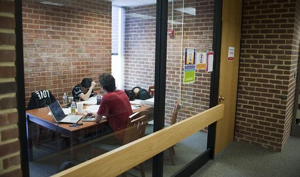 Group Study Rooms | University Libraries, George Mason ...