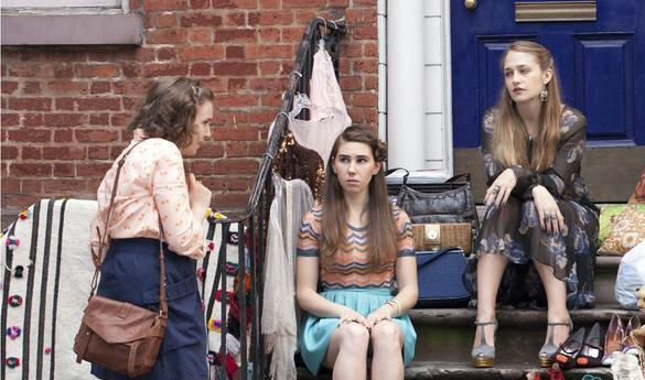"""HBO's show """"Girls"""" began its second season on Jan. 13 and continues to speak to its 20-something year old audience (Photo courtesy of HBO)."""