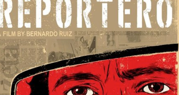 "Bernardo Ruiz's documentary ""Reportero"" focuses on journalists taking risks each day to report on the organized crime of the Mexican drug cartel (photo courtesy of Quiet Pictures)."