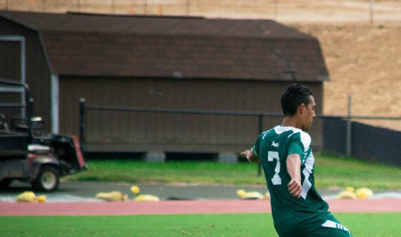 Mason men's soccer team will take on New Mexico in the second round of the NCAA tournament (photo by Gopi Raghu).